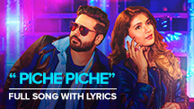 Piche Piche Full song with Lyrics