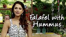 Falafel with Hummus