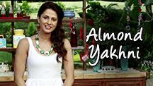 Almond Yakhni
