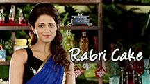 Rabri Cake