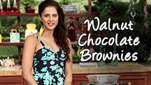 Walnut Chocolate Brownies