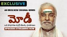 Modi - Journey Of A Common Man - Telugu