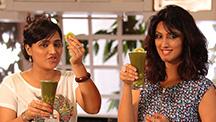 Kiwi Jaljeera Drink