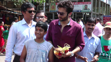 Jackky Bhagnani prays for divine intervention