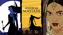 Mystical Mastani