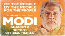 Modi Season 2 - CM TO PM - Official Trailer