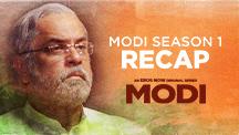 Modi - Season 1 Recap