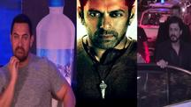 SRK and Aamir tweet the first look of 'Bajrangi Bhaijaan'