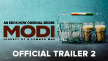 Modi - Journey Of A Common Man - Official Trailer 2