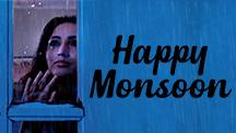 Rain, romance & Bollywood