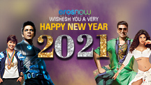 Welcome 2021 - Unlimited Entertainment with Eros Now
