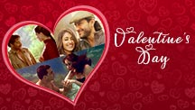 Valentine's Day with Bollywood