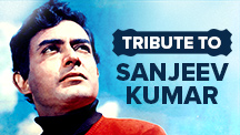 A tribute to the legend, Sanjeev Kumar