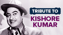 A tribute to the legend Kishore Kumar