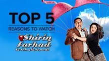 Top 5 Reasons to Watch Shirin Farhad Ki Toh Nikal Padi