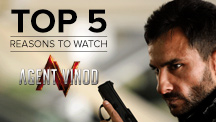 Top 5 Reasons to Watch Agent Vinod