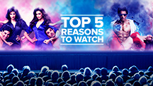 Top 5 Reasons To Watch