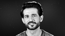 Black & White Interview - Hiten Tejwani