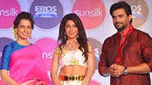 Sunsilk Sangeet Ceremony with Kangana and Madhavan