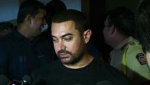 Aamir Khan At A Special Screening Of Tanu Weds Manu Returns