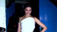 Deepika Hosts a Party for Piku's Success