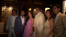 Celebs At Nishika Lulla's Pre-Wedding Bash