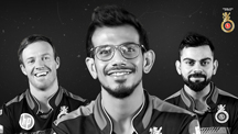 RCB reveals their idols and crushes!