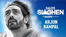 Arjun Rampal - Siachen