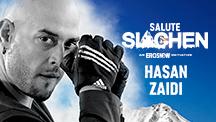 Hasan Zaidi - Siachen