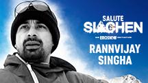 Rannvijay Singha - Siachen