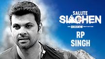 RP Singh - Siachen