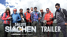 Salute Siachen: Official Trailer