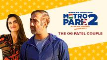 The OG Patel Couple