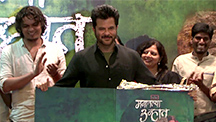 Anil Kapoor Starred in a Marathi Movie
