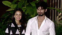 Shahid and Mira Return to their Apartment