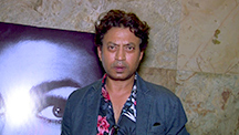 Irrfan Khan holds secret screening of Amy