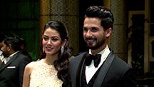 Shahid and Mira's Grand Wedding Reception