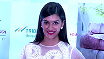 Kriti won't be seen in the MS Dhoni Biopic