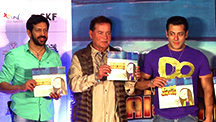 Salman Khan and Salim Khan Launch Bajrangi Bhaijaan Book