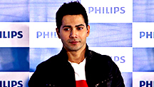 Varun Dhawan is Star-Struck