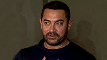 Aamir Khan cries after watching Bajrangi Bhaijaan