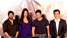 It's Kabir Khan vs Journalists at the Phantom Trailer Launch