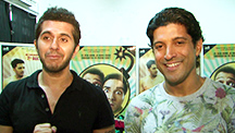 Producer Ritesh Sidhwani and Farhan Akhtar Speak About Bangistan