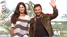 Saif and Katrina Go Back To College
