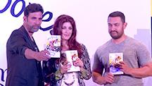 Twinkle Khanna Book Launch