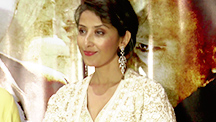 Manisha Koirala at Chehare Screening
