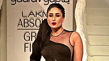 Bollywood Dazzles at Lakme Fashion Week Finale