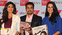 Shilpa Shetty Launches Her Own Digital Shopping Brand