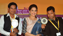 Madhuri is Proud of her Association with UNICEF