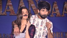 Did Alia Cry on the Sets of Shaandaar